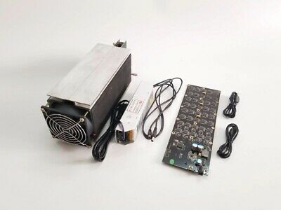 USED Gridseed Blade Miner Litecoin Scrypt ASIC Mining Machine+100W Power Supply