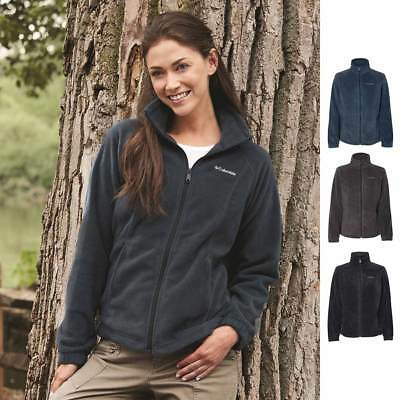 5c7d3a36519a2 COLUMBIA - WOMEN'S Benton Springs™ Full Zip - 137211 - $33.99 | PicClick