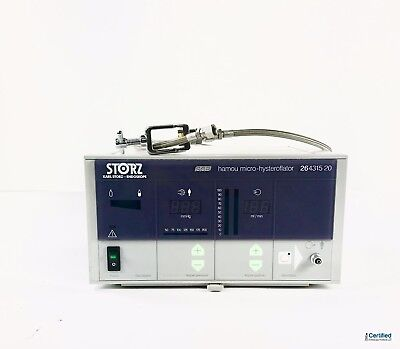 Karl Storz SCB Micro Hysteroflator with Yoke and Hose 26431520