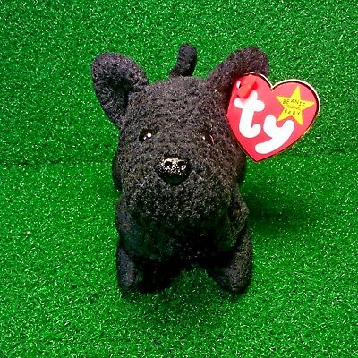 Ty Beanie Baby Babies Goatee - MWMT - FREE Shipping