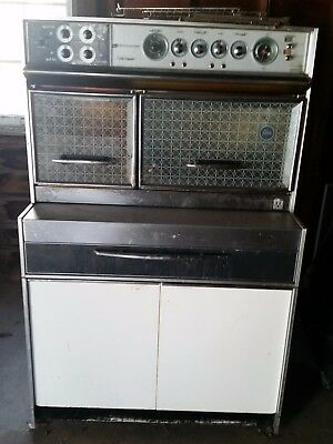 Vintage Stove Oven - Frigidaire Flair Custom Imperial