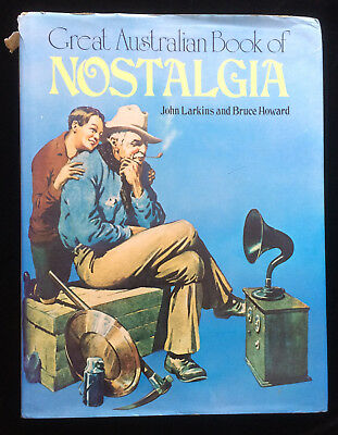 Great Australian Book Nostalgia Old Advertisements Fashions Events Memories
