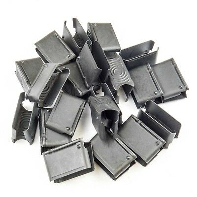 5% OFF CURRENT $ - 20 PACK US Govt Contractor M1 8rd ENBLOC Garand Clips - NEW