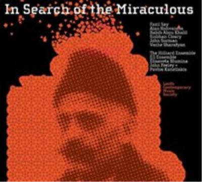 In Search of the Miraculous  (UK IMPORT)  CD NEW