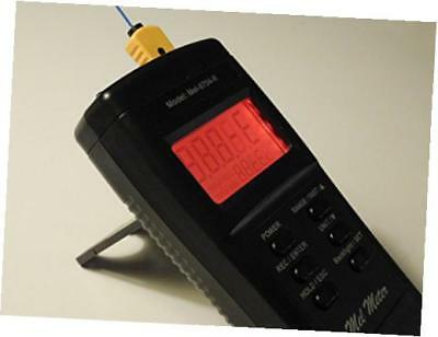 mel-8704-pronavigator paranormal 3 in 1 instrument with emf meter - ambient