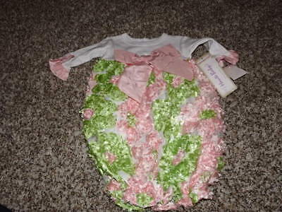Haute baby boutique Infant Girls Ange SUMMER SONG 0//3-24M