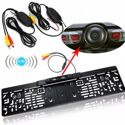 "4"" KFZ Autokamera Full HD 1080P Vehicle DVR Dashcam LED 2 Lens Camera Camcorder"