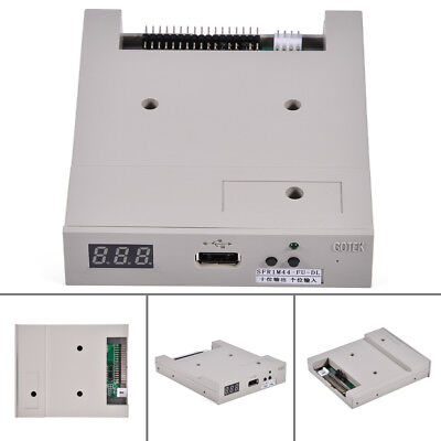 3.5'' USB Floppy Disk Drive Emulator Kit SFR1M44-FU-DL For Embroidery Machine SG