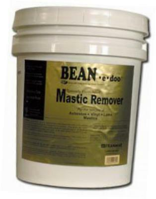 bean-e-doo mastic remover by franmar chemical (5 gallon)