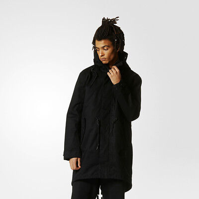 ADIDAS ORIGINALS UTILITY Two In One Parka Jacket NEW men