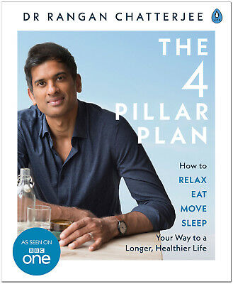 The 4 Pillar Plan - Dr Rangan Chatterjee (Paperback) *BRAND NEW*