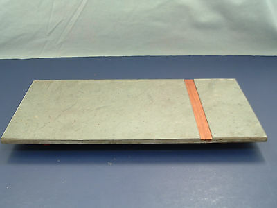 Vermont  slate  trivet cheese tray hot plate counter Patrick Kennedy