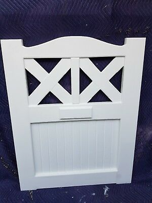 TIMBER GATES Timber GATE Picket Fence 1255 x 1m KD Vic Ash VICTORIAN COLONIAL