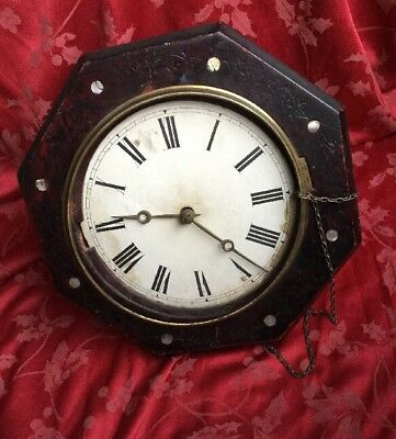 Black Forest Wag Wall Clock For Spares Or Repair