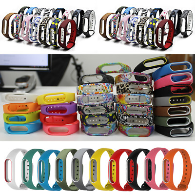 2018 Replacement Wrist Band for Xiaomi Miband 2 Silicone Strap MI Band Bracelet