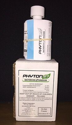 Phyton 27 2 Oz. Systemic Bactericide & Fungicide