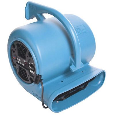 Dri-Eaz® Sahara Pro X3 TurboDryer®, 1/3 HP, 2700 CFM, Lot of 1