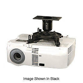 Universal Vector Pro II Projector Mount, 50 lbs Capacity, Silver, Lot of 1