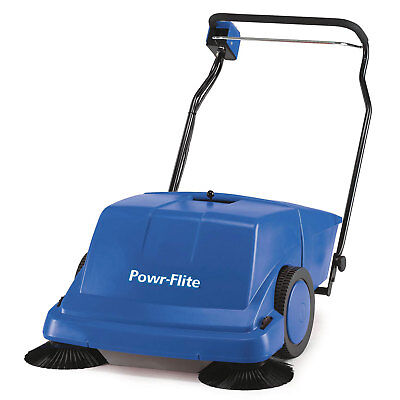 """Powr-Flite Ps900bc 36"""" Battery Powered Sweeper, Lot of 1"""
