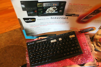 Philips Magnavox Web TV Model MAT960A1 AND Wireless Keyboard