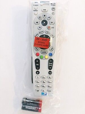 Directv Remote IR-XMP RC66RX Replacement