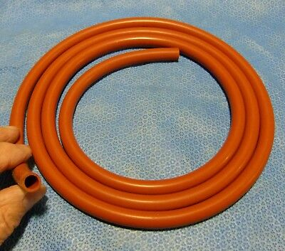 "Vintage  Fountain  Syringe  Enema  Bag ""custom"" 8-Ft. Replacement Hose  5/16-Th"