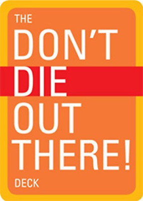 --The Don`T Die Out There! Deck  (US IMPORT)  ACC NEW