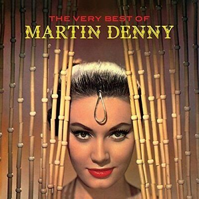 DENNY, MARTIN-The Very Best Of (2CD)  (US IMPORT)  CD NEW