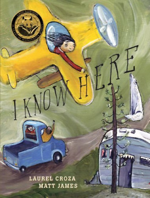 `Croza, Laurel/ James, Matt...-I Know Here  (US IMPORT)  BOOK NEW