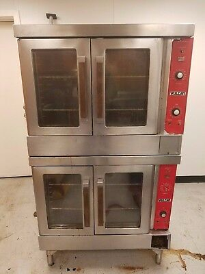 Vulcan Double Deck Electric Convection Ovens VC4ED-9