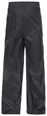 Trespass Unisex Packup Trouser TP75, Black, XXL