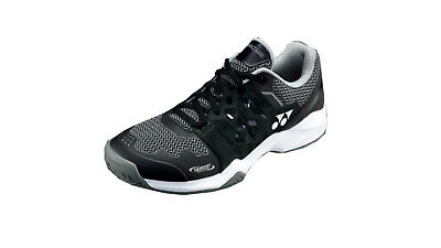 Yonex Power Cushion Sonicage All Court Tennis Shoe Black Yonex