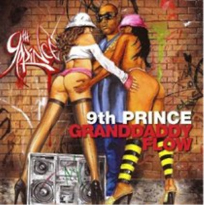 9th Prince-Granddaddy Flow  (US IMPORT)  CD NEW