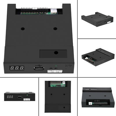 "3.5"" 720KB USB Floppy Driver Emulator Simulation Kit for Industrial Equipment SG"