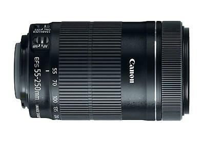 Canon EF-S 55-250mm f/4-5.6 IS STM Objetivo (Caja Blanca)