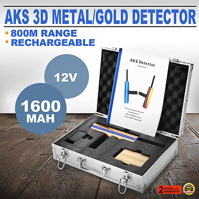 AKS metal Detector Multi-function 2016V Deep CPU control 3D WIDELY TRUSTED