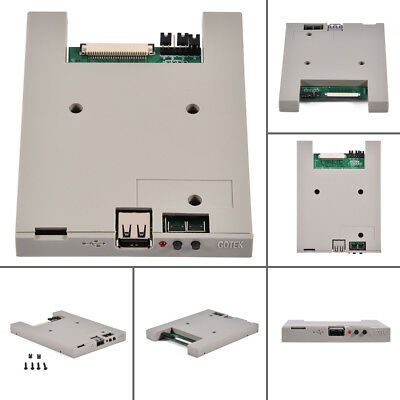 ABS 720K USB Floppy Drive Emulator SFRM72-DU26 for BARUDAN Embroidery Machine SG