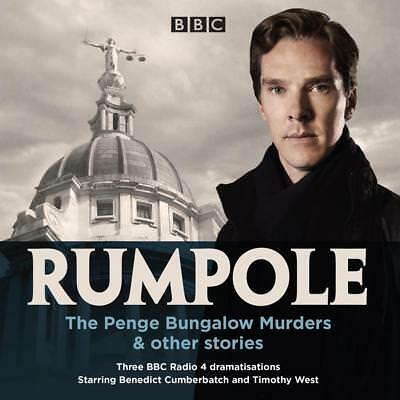 Rumpole: The Penge Bungalow Murders & other stories, John Mortimer