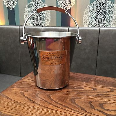 Laurent Perrier Magnum Champagne Ice Bucket - Exclusive And Rare