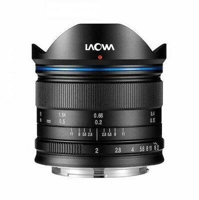 Weitwinkel Objektiv Wide Lens Laowa C-Dreamer 7,5 mm f/2 f M 4/3 LITE VERSION