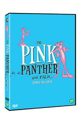 Pink Panther and Pals (2010) - Freeze Frenzy DVD *NEW