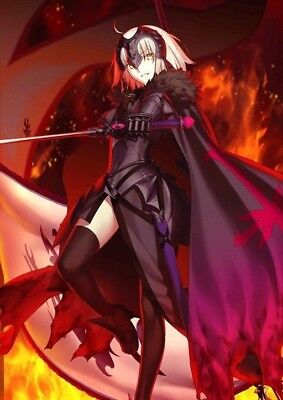 [JP] Fate Grand Order FGO single SSR Jeanne Alter starter account Jalter