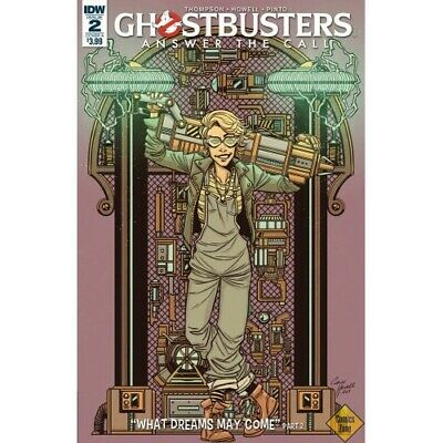 Ghostbusters Answer The Call -2 Cvr A Howell -  - 05/01/2018