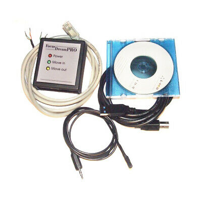FocusDreamPRO USB ASCOM stepper motor focus controller