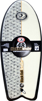 "CBC Black Ball Breaker 48"" Hybrid Bodyboard Boogie Board für 85 kg. +"