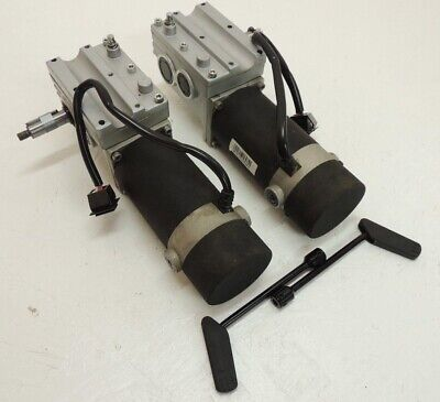 Jet 3 Power Chair Right and Left Motor with Gear Box (M1H30308527)
