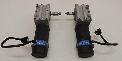 Pride Jet 7 Left and Right Motors w/Gearbox for Power Chairs (DRVMOTR1172)