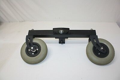 Hoveround Rear Caster Wheel Assembly (200x50) | Urethane Flat-Free Tires