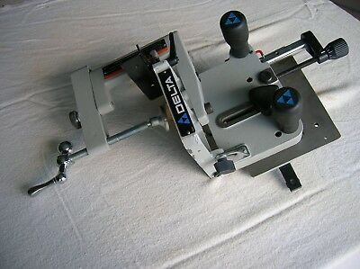 Delta Cast Iron Tenoning Jig Model 34-184 (Used Once)