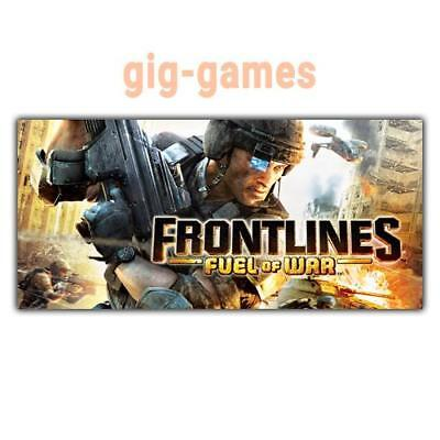 Frontlines™: Fuel of War™ PC spiel Steam Download Link DE/EU/USA Key Code